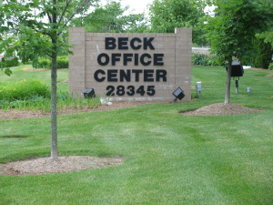 beck-office-center